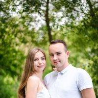 Милая и влюблённая пара!!! :: Мария Житная-Видюкова