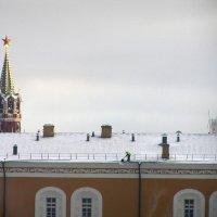 Кремлевские стены :: Татьяна Кейси Зубкова