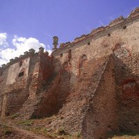 замок-крепость 17века (фрагмент)   Меджибож :: георгий  петькун
