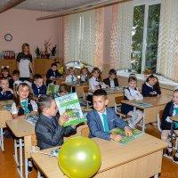 Первый раз в первый класс :: Сергей и Ирина Хомич