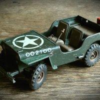 Старая игрушка. :: Павел WoodHobby