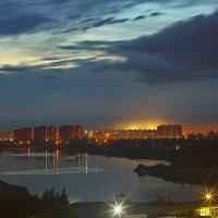 Осенний вечер. :: Виктор Шпаков