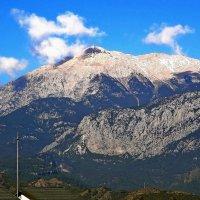 Лучше гор могут быть только горы, на которых еще не бывал!!! :: Вадим Якушев