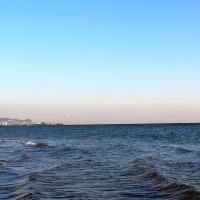 Морские просторы радуют глаз! :: Катя Бокова