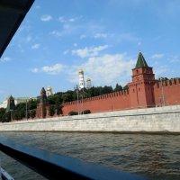 Прогулка по Москве-реке :: Мила