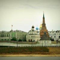 """Из серии: Виды Казанского кремля"""" :: Андрей Головкин"""