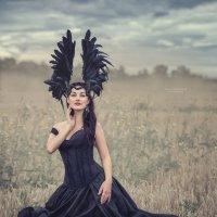 The dark Queen :: Olga Burmistrova