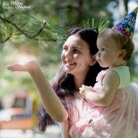 Мама и дочка :: Viktoria Shakula