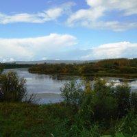 Озеро :: Лариса Рогова