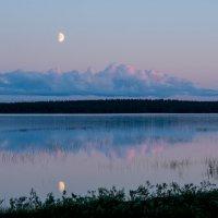 Озеро Ругозеро. Карелия. :: Наталия Владимирова