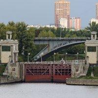 Канал имени Москвы, шлюз №7 КиМ :: Александр Качалин