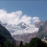 Алибекский ледник :: Надежда