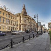 Здание Офицерского собрания армии и флота :: Valeriy Piterskiy