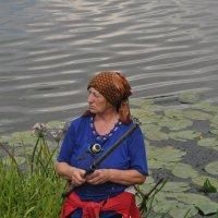 Рыбачка :: Ирина Шурлапова