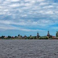 Вдоль по Северной Двине :: Виктор Заморков