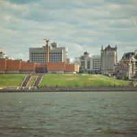 Сгущались тучи над Казанкой... :: Андрей Головкин