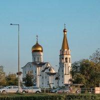 Храм во имя святой великомученицы Татианы :: Анатолий К.