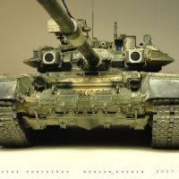 T-90A :: Виктор | Индеец Острие Бревна