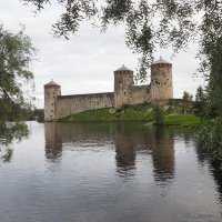 Замок Святого Олафа. Финляндия. :: Odissey