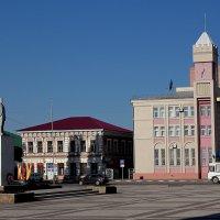Площадь Ленина. Борисоглебск :: MILAV V