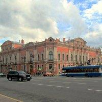 Дворец Белосельских-Белозерских :: Сергей Карачин