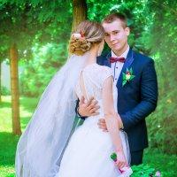 свадебная прогулка :: Елена Акимова