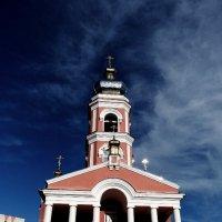 Храм Серафима Саровского :: Юлия Шабалдина