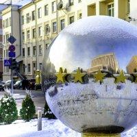 Минск, Отель Президент. :: Tatiana Poliakova