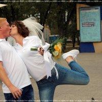 Поцелуй :: Татьяна Пальчикова