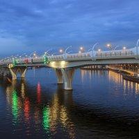 ЗСД вид с Яхтенного моста :: Сергей Х