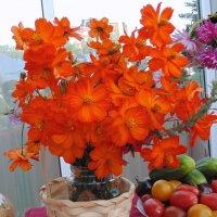 Оранжевый букет . :: Мила Бовкун