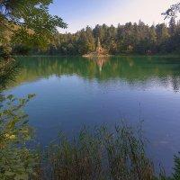 Тёплые озёра. Озеро Изумрудное :: Анатолий Иргл