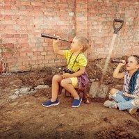 Кладоискатели) :: Катерина Фомичева