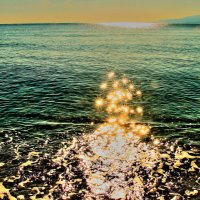 В поисках прекрасного  Рождение  Афродиты  Крит :: олег свирский