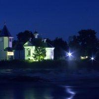 Церковь на Выгу :: Анжела Пасечник