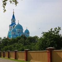 Валаамские острова. Спасо-Преображенский Валаамский монастырь. :: Иван