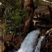 небольшой водопад :: maxim