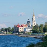 Рыбинск в августе :: Олег Пученков