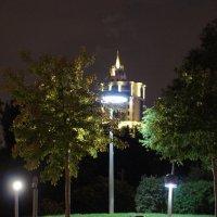 вечер в парке :: Александр Матюхин