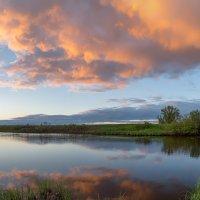 Панорамный пейзаж :: Александр Синдерёв