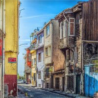 Непарадный Стамбул. Улочки старого города :: Ирина Лепнёва