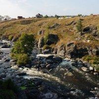 река Исеть :: Ксения Протасова