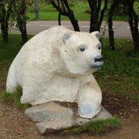 Белый медведь :: Roman PETROV
