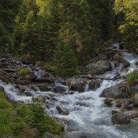 Место слияния рек Бадук и Хаджибей :: Леонид Сергиенко