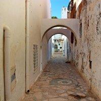 Тунис Внутри крепости Медина Хаммамет :: Александр