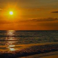 Черноморский закат :: Слава Зайцев