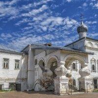 Церковь Иоанна Лествичника :: Сергей Цветков