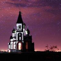 Храм в Академгородке. Красноярск :: Анастасия Григорьева