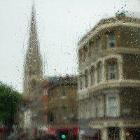 Типичный Лондон. Вид из окна автобуса :: Sofia Rakitskaia