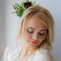 Юная невеста :: Оксана Кузьмина